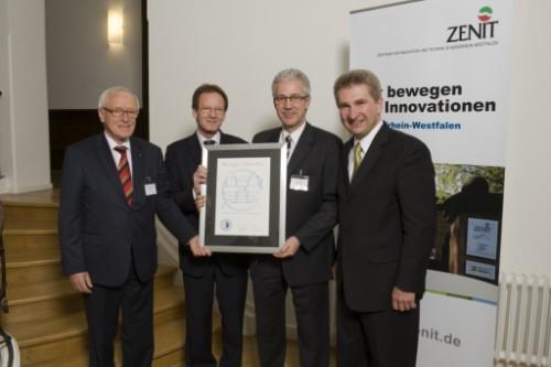 Award ceremony Zenit