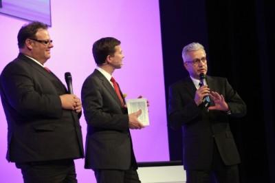 Award ceremony Fraunhofer